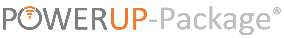 Logo POWERUP-Package
