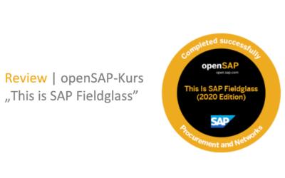 Erster SAP Fieldglass-Kurs auf openSAP | Review