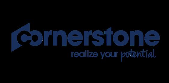 Cornerstone Logo mit Text V3